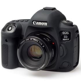 Easy Cover Silicone Skin for Canon 5D Mark IV - Black