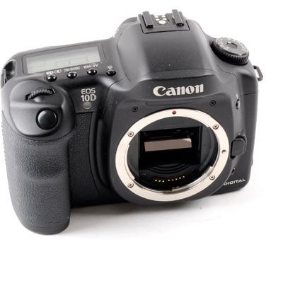 Used Canon EOS 10D Camera body only