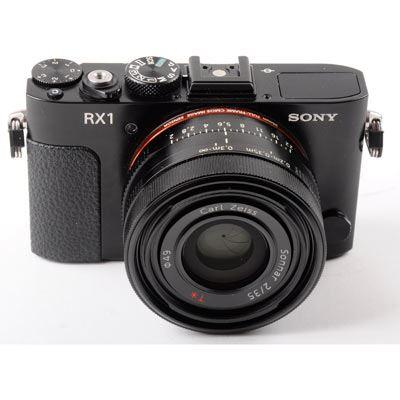 Used Sony Cybershot RX1 Black Digital Camera
