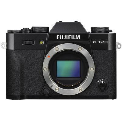 Fuji XT20 Digital Camera Body  Black