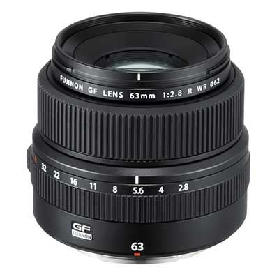 Image of Fujifilm GF 63mm f2.8 R WR Lens