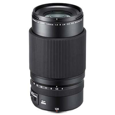 Fujifilm GF 120mm f4 R LM OIS WR Macro Lens