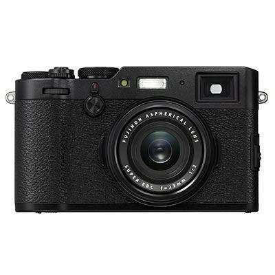 Fuji X100F Digital Camera  Black