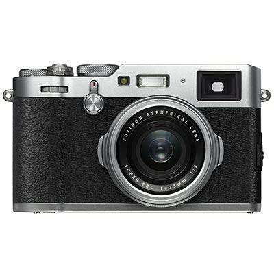Fujifilm X100F Digital Camera - Silver