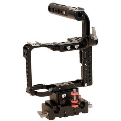 Movcam Cage Kit for Sony A7, A7R II and A7S II
