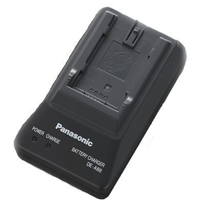 Panasonic AC Single Slot Charger for CGAD54SE Battery