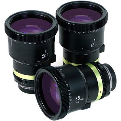 SLR Magic Anamorphot-CINE 1.33x Lens Set - PL Mount