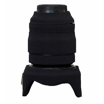 LensCoat for Fuji 16-55mm f2.8 R LM WR - Black