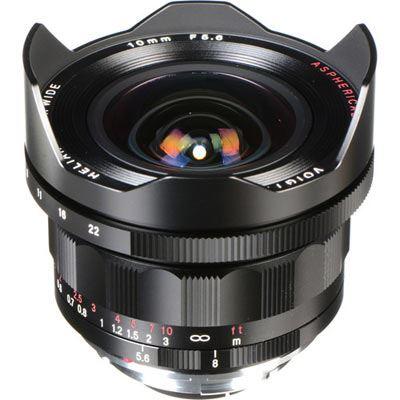 Voigtlander 10mm f5.6 VM Hyper Wide Heliar Lens