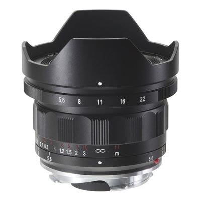 Image of Voigtlander12mm f5.6 VM III Ultra Wide Heliar Lens