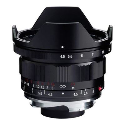 Image of Voigtlander 15mm f4.5 VM III Super Wide Heliar Lens