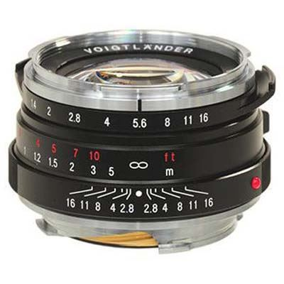 Voigtlander 40mm f1.4 VM Nokton-Classic MC Lens