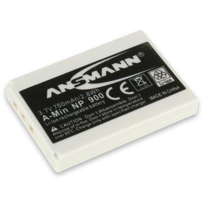 Ansmann Minolta NP 900 Battery