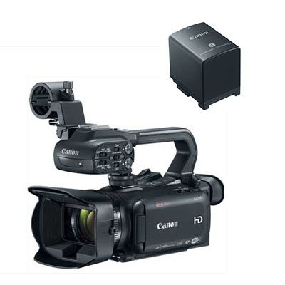 Image of Canon XA35 High Definition Professional Camcorder - Power Kit