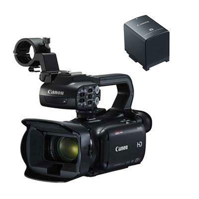 Image of Canon XA30 High Definition Professional Camcorder - Power Kit