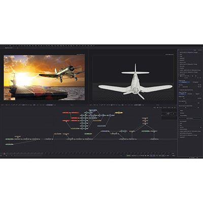 Image of Blackmagic Design Fusion Studio 8