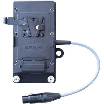 BBS Area 48 V-Lock Battery Adaptor Plate