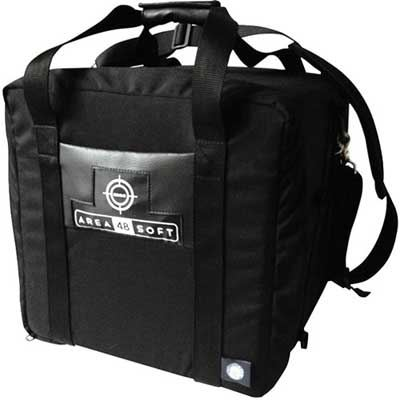 BBS Area 48 Cordura Carrying Bag - 2 Units