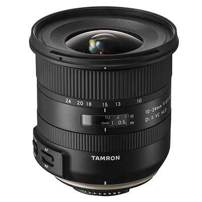 Tamron 1024mm f3.54.5 Di II VC HLD Lens  Canon Fit