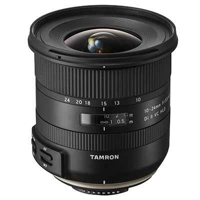 Tamron 1024mm f3.54.5 Di II VC HLD Lens  Nikon Fit