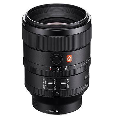 Sony FE 100mm f2.8 G Master Lens