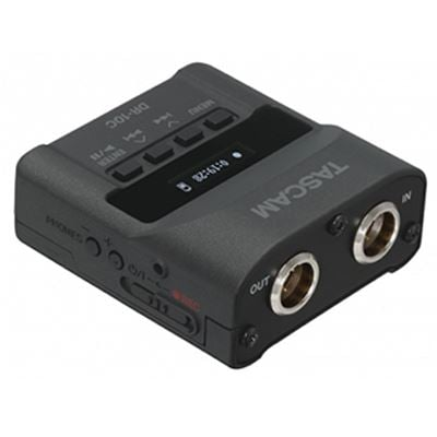Tascam DR10CH Recorder for Lavalier Microphones