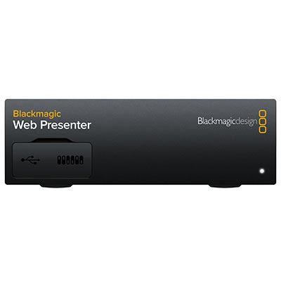Image of Blackmagic Design Web Presenter