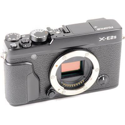 Used Fuji X-E2S Digital Camera Body - Black