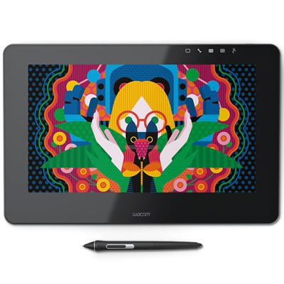 Wacom Cintiq Pro 13FHD Interactive Pen Display