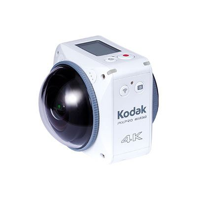 Kodak PixPro 4KVR360 4K VR Camera