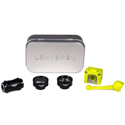 Image of Lensbaby Deluxe Creative Mobile Lens Kit - iPhone 7