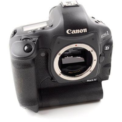 Image of Used Canon EOS 1D MK IV Digital SLR Camera Body