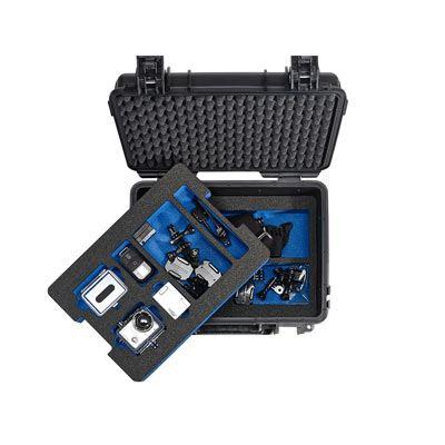 B and W Case 3000 Black GoPro