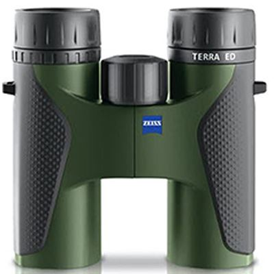 Zeiss Terra ED 8x32 Binoculars - Green