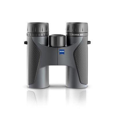 Zeiss Terra ED 10x32 Binoculars - Grey