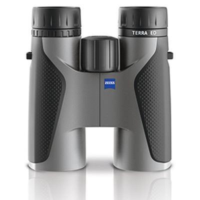 Zeiss Terra ED 8x42 Binoculars - Grey
