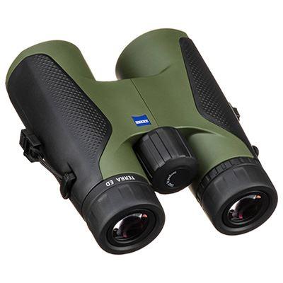 Zeiss Terra ED 10x42 Binoculars - Green