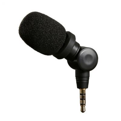 Saramonic Microphone for Apple iPhone iPad iPod Touch