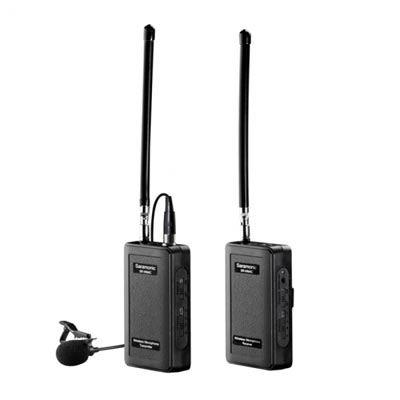 Image of Saramonic Wireless Microphone System