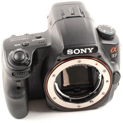 Used Sony Alpha A37 Digital SLT Camera Body