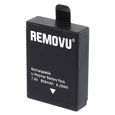 Image of Removu Rechargeable Battery for S1