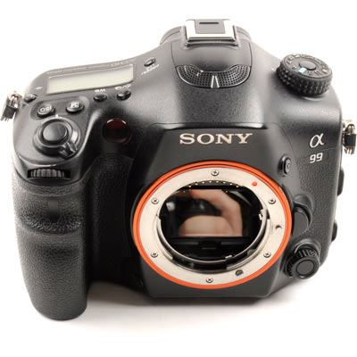 Used Sony Alpha A99 Digital SLT Camera Body