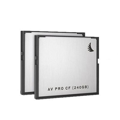 Image of Angelbird AVpro CFast 240GB 2-Pack
