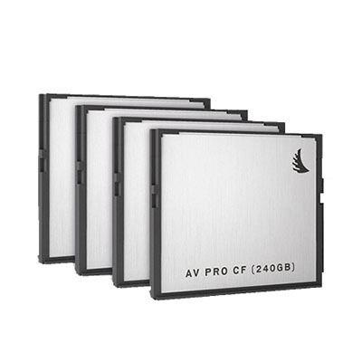 Image of Angelbird AVpro CFast 240GB 4-Pack