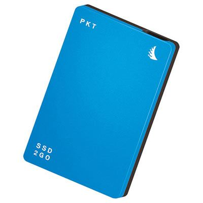 Image of Angelbird SSD2go PKT USB3.1 - 1TB Blue