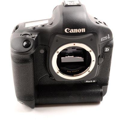 Image of Used Canon EOS 1D Mk III Digital SLR Camera Body
