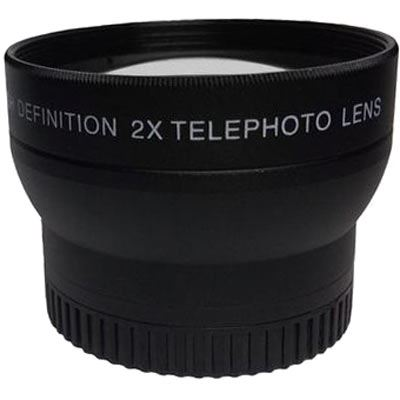 Used iOgrapher 37mm 2x Telephoto Lens