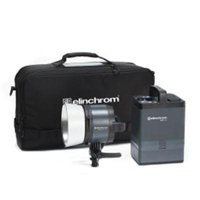 Image of Elinchrom ELB1200 Hi Sync to Go Set