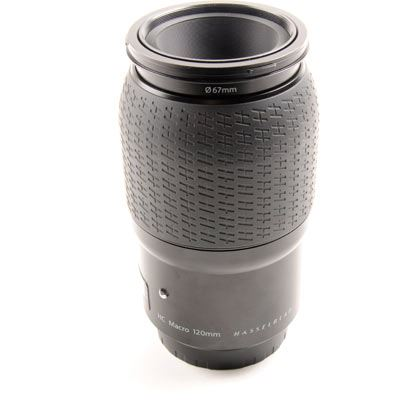 Used Hasselblad HC 120mm f4 Macro Lens