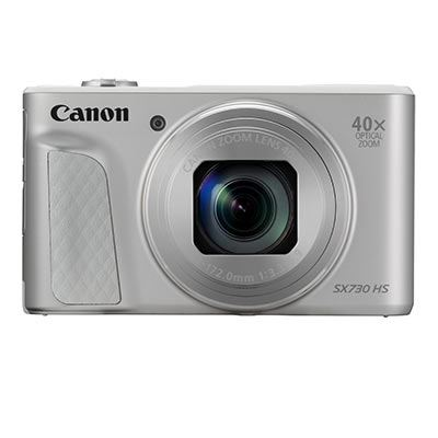 Canon PowerShot SX730 HS Digital Camera - Silver